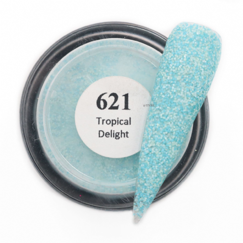 GLAM AND GLITS MATTE ACRYLIC - MAT621 TROPICAL DELIGHT